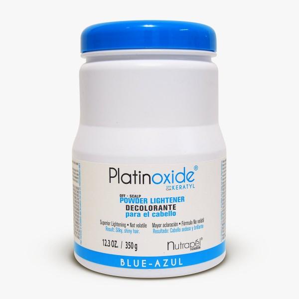 DECOLORANTE PLATINOXIDE AZUL 350gr.