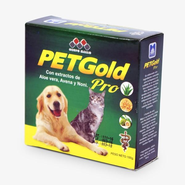 Pet Gold Pro Dermatológico